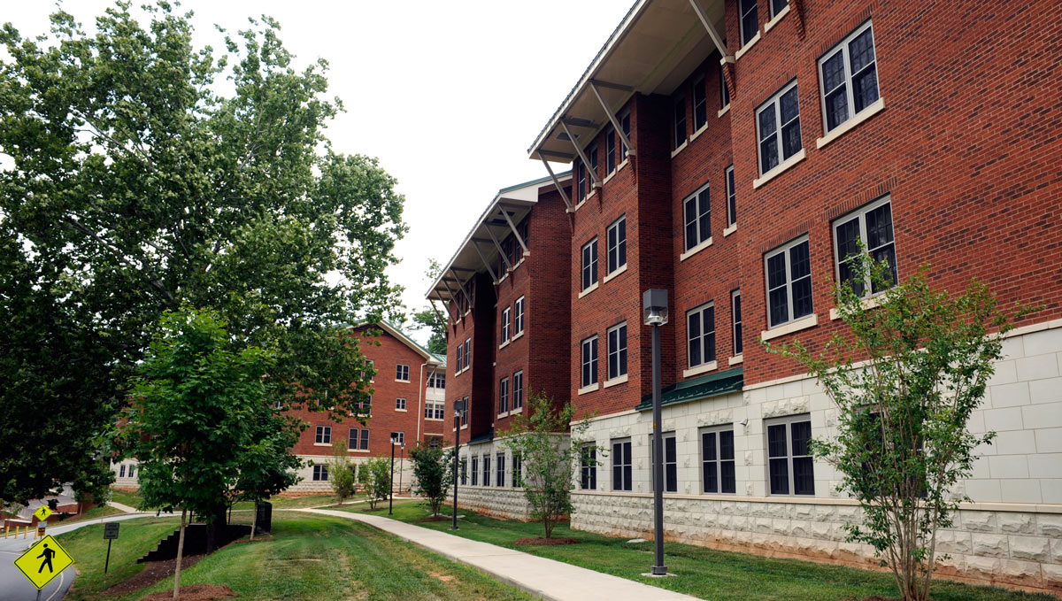 Central Drive Residence Hall